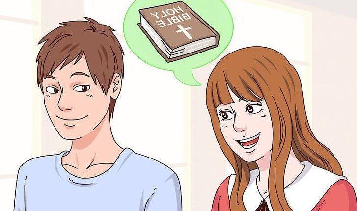 How To Flirt At Church